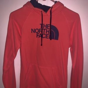 THE NORTH FACE-fleece sweatshirt sz small